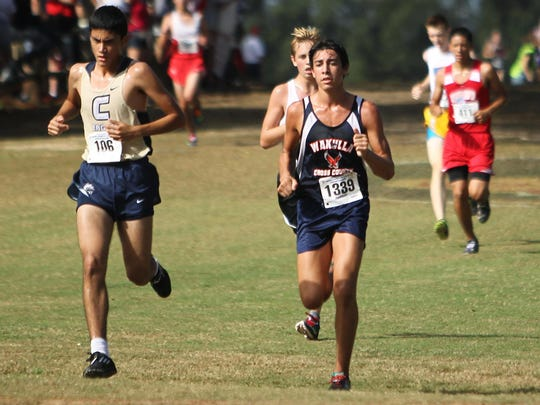The Wakulla boys cross country team made the FHSAA state meet for the third consecutive year and had its best season yet. Most of the team returns for next year.