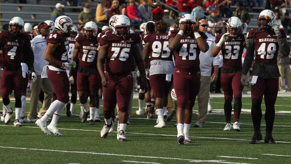 ULM signed 19 players in a 2016 recruiting class that