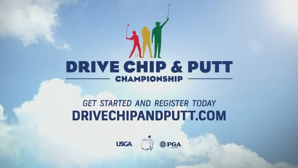Registration is open for the 2018 Drive Chip & Putt