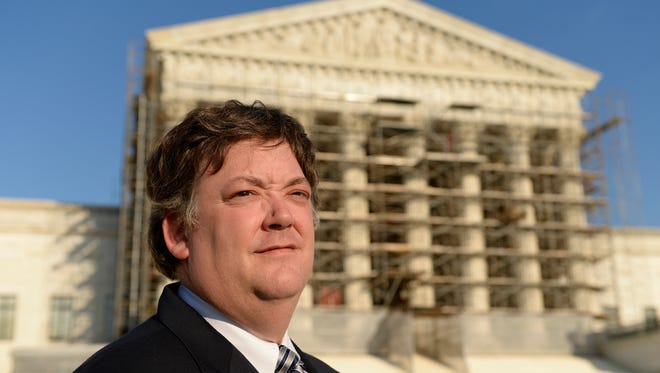 Shaun McCutcheon, a wealthy Alabama electrical engineer and Republican activist, wants the Supreme Court to toss out the rules that bar an individual from donating more than $123,200 to candidates, political parties and PACs during a two-year election cycle.