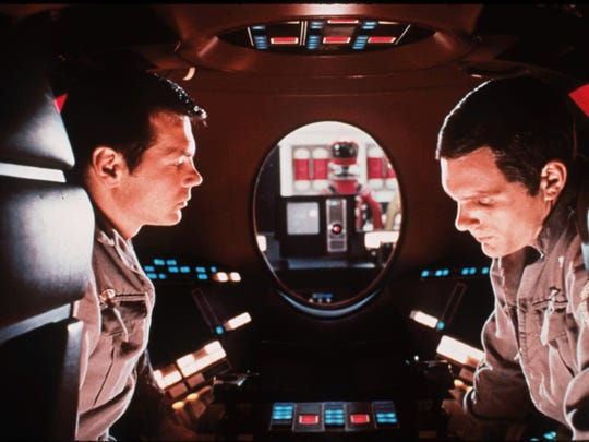 """See Stanley Kubrick's epic sci-fi film """"2001: A Space Odyssey"""" on March 9 at the Historic Elsinore Theatre."""