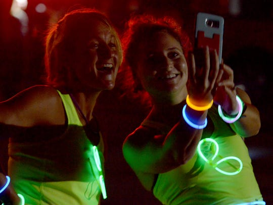2019 Memorial Relay Glow Run will begin at 10:30 p.m. Friday, May 10, at1st Community Credit Union Spur Arena,200 W. 43rd St.
