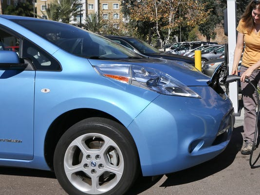 Three New Models Spark Interest In Electric Cars