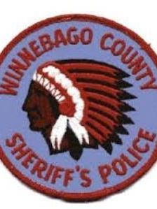 Winnebago County Sheriff's Department static patch