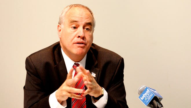 New York State Comptroller Tom DiNapoli.