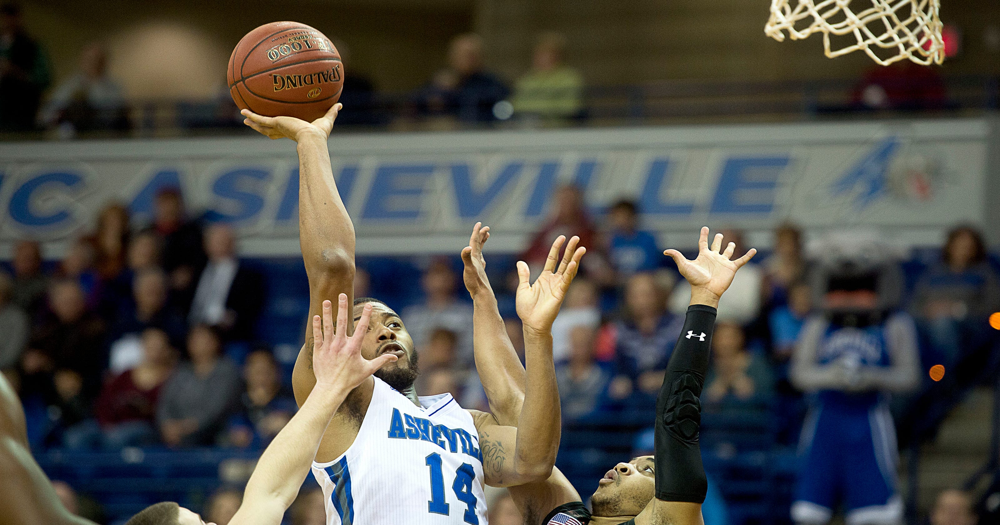 e46e2f50c UNC Asheville eager for second second shot at Winthrop