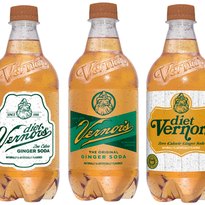 Grab Vernors retro bottles while you can; they're here for limited time