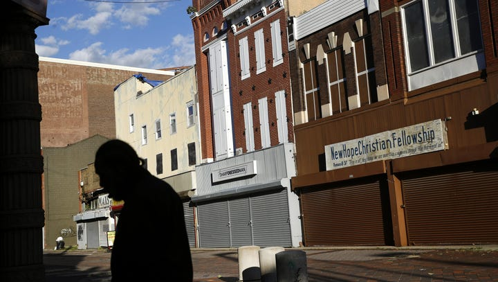 Job growth found to be no cure for a community's poverty