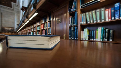 Public funds keep libraries open for everyone to use.
