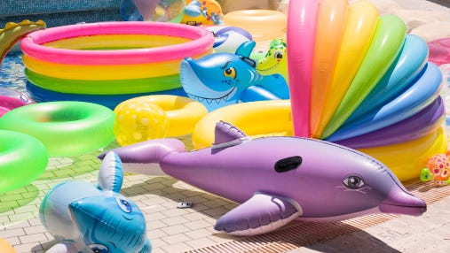 Shark Toys At Walmart : Need pool toys here s your chance
