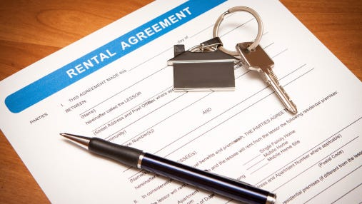 A landlord's market may be forcing renters to accept unfavorable lease terms