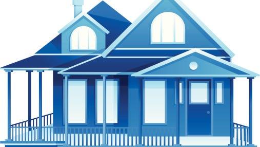 Little Blue Home