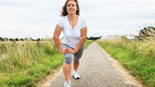 Losing just 10% of your starting weight can improve knee pain and mobility significantly, new research shows.