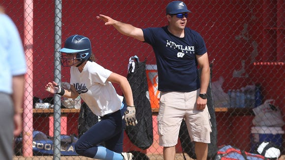 Westlake defeated Rye Neck 3-0  in the Section 1 Class B championship game at North Rockland High School May 26, 2018.