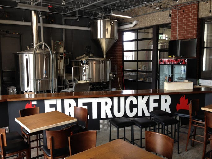 Firetrucker Brewery opens Thursday July 4 in the Uptown area of downtown Ankeny. Located at 716 S.W. Third St., Ankeny, call 515-964-1184, visit www.firetrucker.com or find it on Facebook.