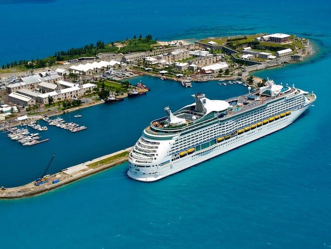 Take These Top Ships To Cruise To Bermuda