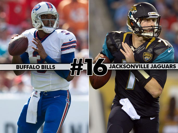 Don't look now, but the Jaguars are suddenly one of the hottest teams in the NFL.