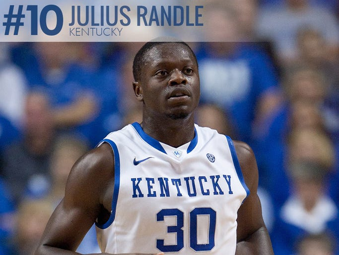 Kentucky Basketball Ranking The Top Five Wildcats Players: Ranking The Top 10 Players In College Basketball