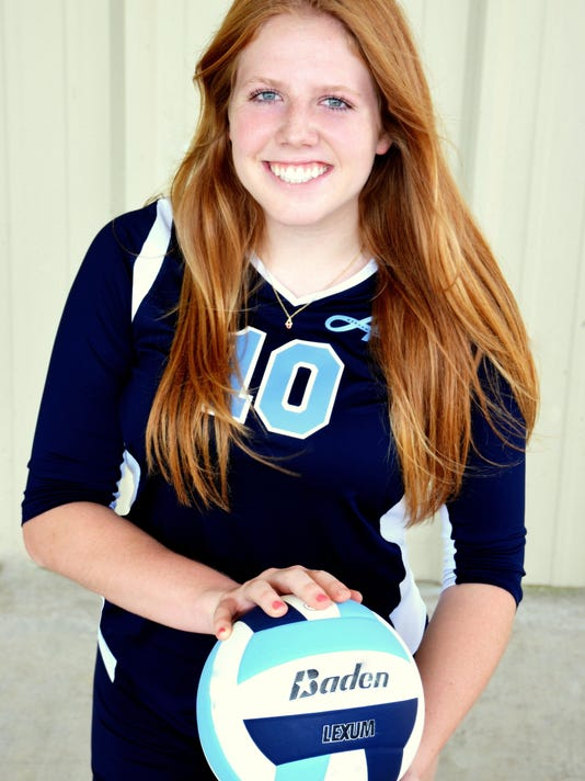 Vidrine, Addie Ascension Episcopal School Varsity Freshman 2015