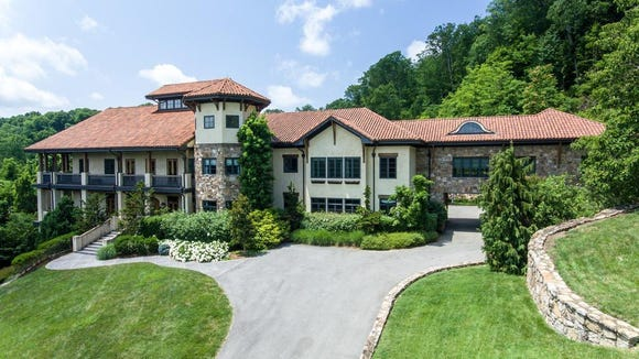 Jay Cutler and Kristin Cavallari listed their 25-room Nashville mansion for $7.9 million