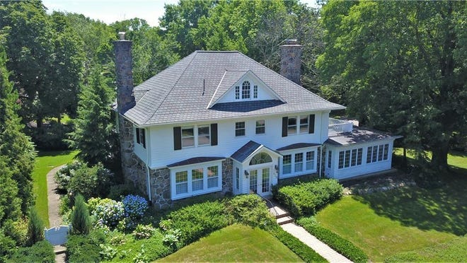 At 455 Glenwood Blvd., this home includes 3,648 square feet, six bedrooms, three and a half updated baths, three fireplaces and much more. It listed at $410,000 at the end of June and is pending sale at $340,000.