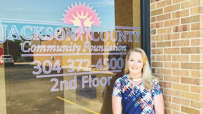 Misty Hamon, Director of the Jackson County Community Foundation, will be working with grants, scholarships, and funds.