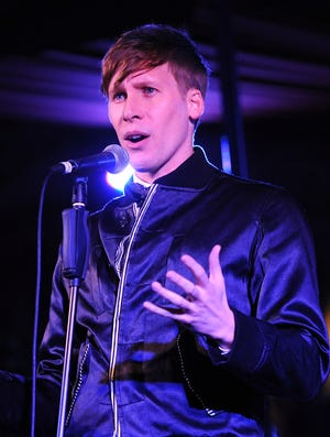 """Dustin Lance Black discussed a recent trip to Russia for the movie """"Milk""""."""