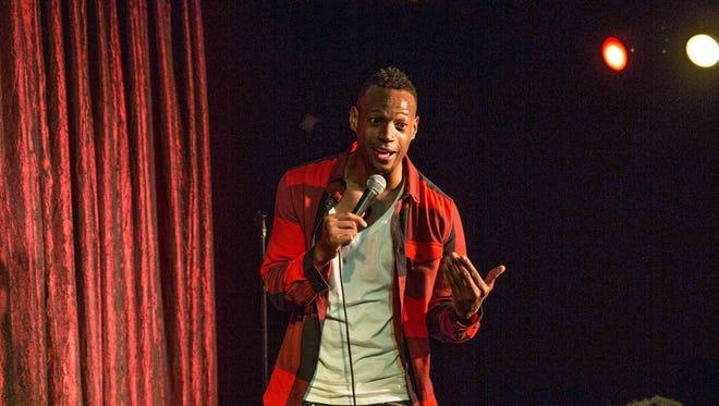 Comedian Marlon Wayans returns to the Visalia Fox Theatre this week.