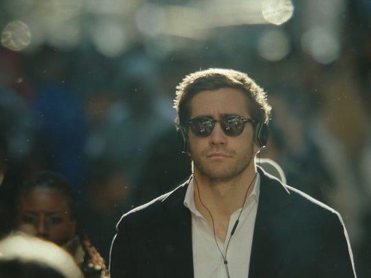 "Jake Gyllenhaal as Davis in ""Demolition."""