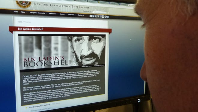 Documents seized from Osama bin Laden's home are now posted online.