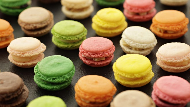 Essence Bakery Cafe is famed for its delightful macarons.