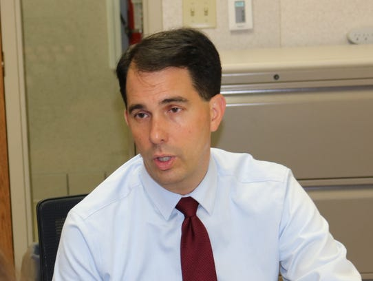 Gov. Scott Walker is proposing a sales tax holiday