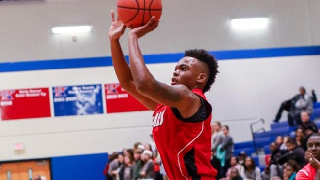 Wade Hampton's Preston Parks, the Greenville County Boys Player of the Year, averaged 23.1 points as a senior and became his school's all-time leading scorer.
