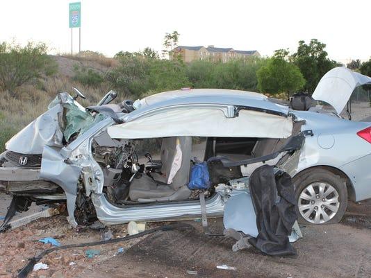 Triviz Drive crash photo