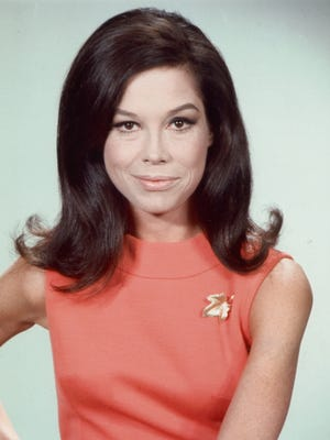 "Mary Tyler Moore starred in ""The Mary Tyler Moore Show"" from 1970-77."