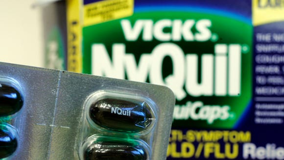 New law bans sale of Robitussin, NyQuil to those under 18