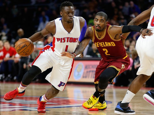 Clevealnd Cavaliers v Detroit Pistons