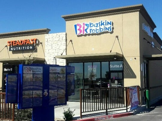 The newest Baskin-Robbins location in Horizon City