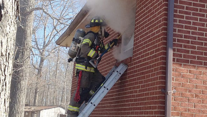 Fairview City Manager Scott Collins says the City has a need for four new fire fighters.
