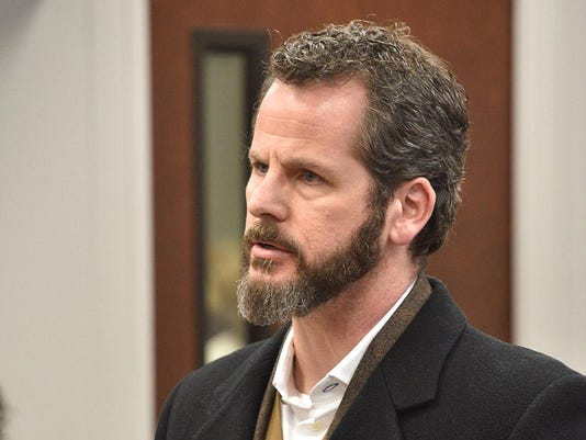 Todd Courser FILE