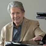 Brian Wilson will perform on Saturday at Nashville's Carl Black Chevy Woods Amphitheater.