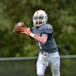 Quarterback Dre Harris and the Mauldin Mavericks will be seeking their third straight victory when they travel to T.L. Hanna Friday night.