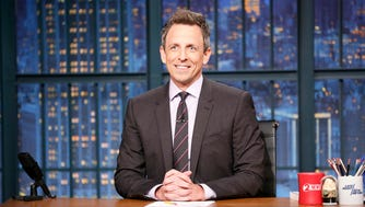 'Late Night' host Seth Meyers.