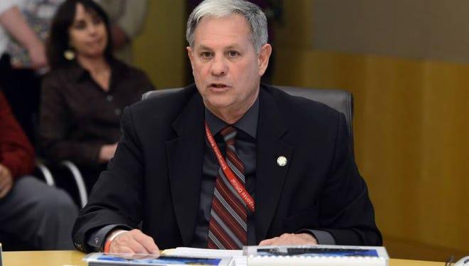 Bergen County Executive James Tedesco