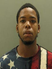 Timane Dollard, 24, was among the four men arrested on Thursday.