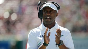 South Florida Bulls head coach Willie Taggart has been hired to take over as coach of the Oregon Ducks.
