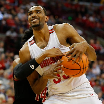 Keita Bates-Diop scored a team-high 20 points for Ohio