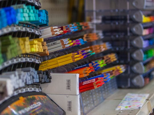 Color Country Art Supply in Cedar City offers a variety of coloring supplies.