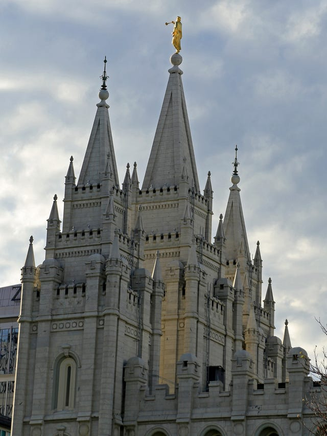 LDS doctrine leaves potential for 'eternal polygamy'