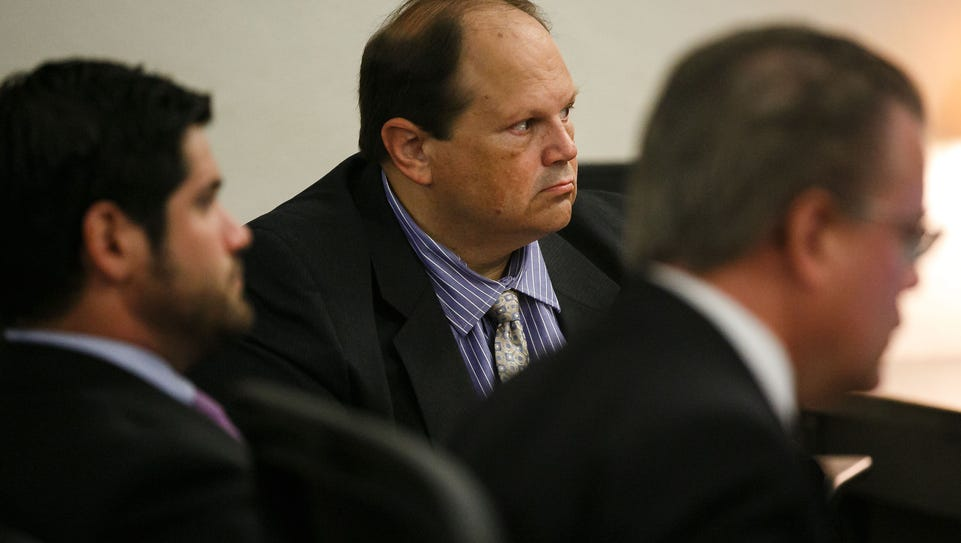 Former Multi-State Lottery Association security director